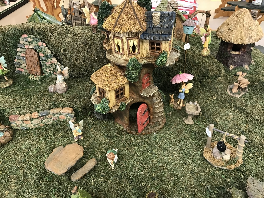 Fairy gardening - Holcomb Garden Center
